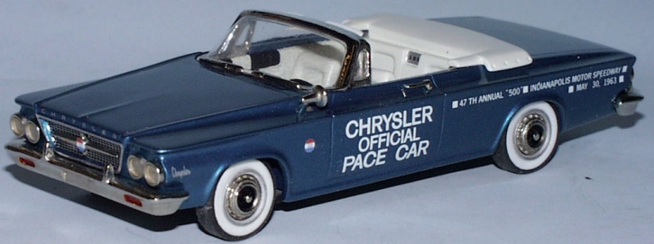 Chrysler 300 Indianapolis Pace Car