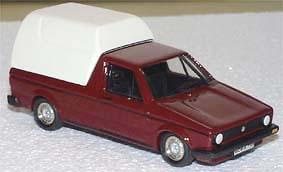 VW Golf Caddy