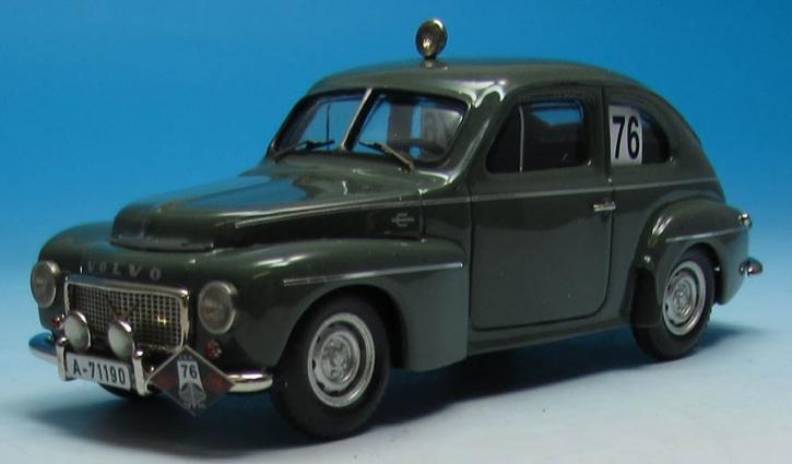 Volvo PV 444L Spezial    Ingier Viking Rally (1958) (No. 76)