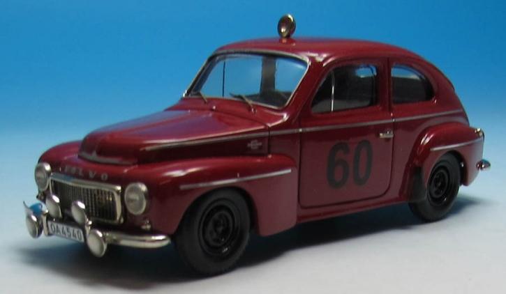 Volvo PV 544 Spezial Sport   Ingier Viking Rally 1959  (No 60)