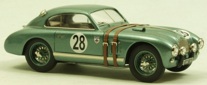 Aston Martin DB Mark II (UMC 64) 2 Liter race no. 28 Chassis No. LML/49/1