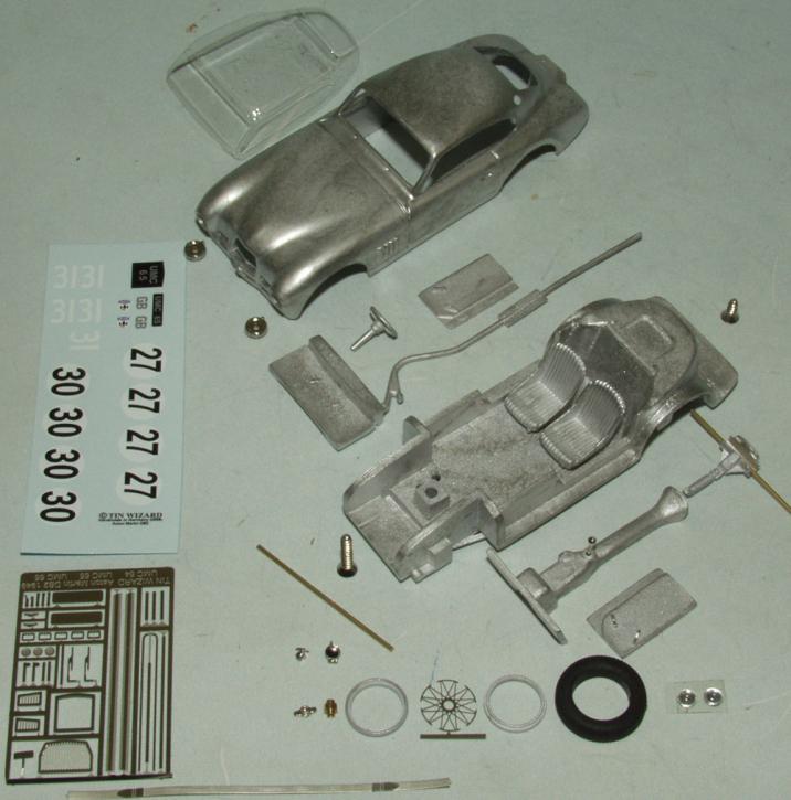 Aston Martin DB Mark II (UMC 65)  2 Liter  Chassis No. LML/49/2