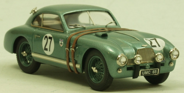 Aston Martin DB Mark II (UMC 65) 2 Liter race no. 27  Chassis No.LML/49/2