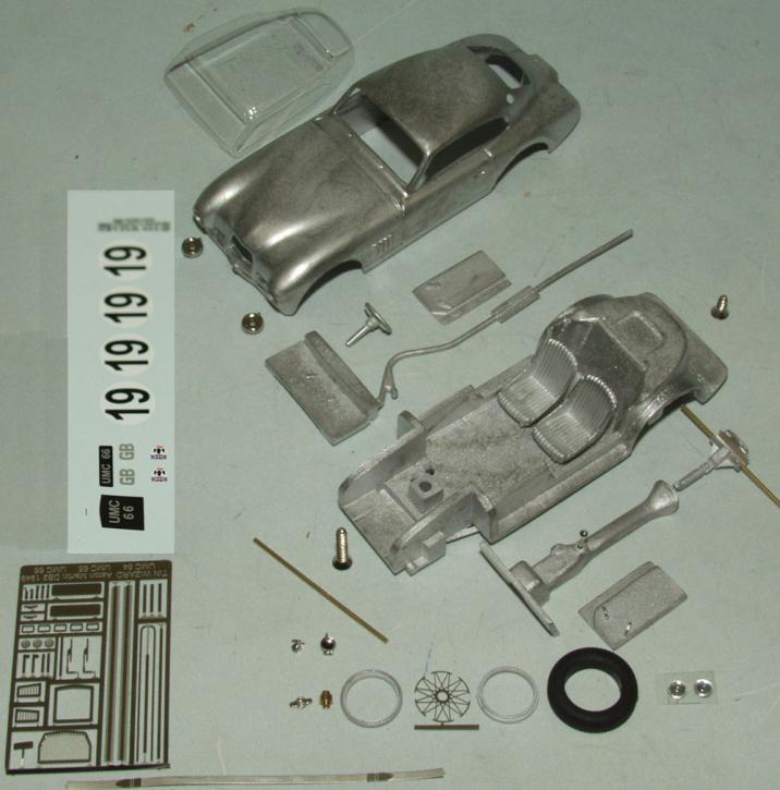 Aston Martin DB Mark II (UMC 66)  2,6 Liter  Chassis No. LML/49/3