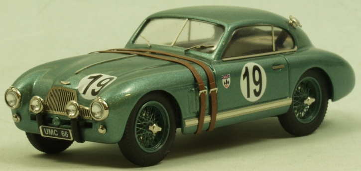 Aston Martin DB Mark II (UMC 66) 2,6 Liter no.19 Chassis No.  LML/49/3