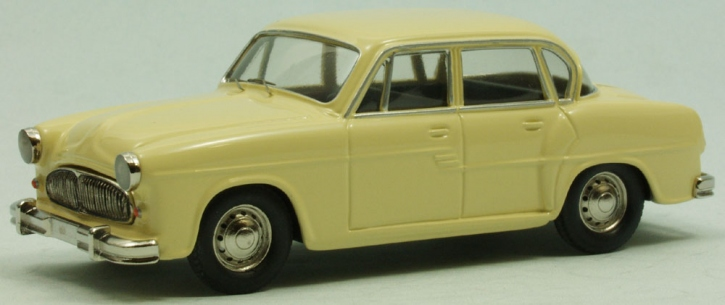"Horch P240 ""Sachsenring"" 4-door sedan"