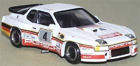 "Porsche 924  Carrera GT ""Le Mans""  (BRD) Nr.4"