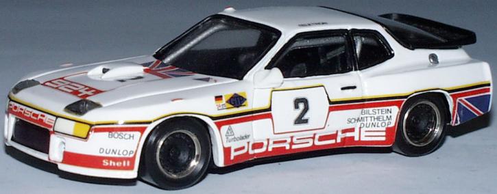 "Porsche 924  Carrera GT ""Le Mans""  (GB) Nr.2"