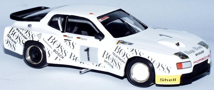"Porsche 924  (944 )  GT ""BOSS"" Le Mans 1981"