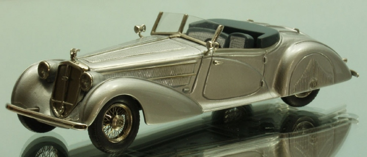 "Horch 853 (1939) Cabriolet (offen) ""Erdmann & Rossi"" Pebble Beach Best of Show 2004 (Limited Edition)"
