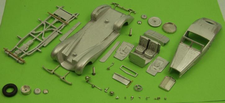 """Maybach SW38 Roadster """"Spohn"""" (1939)"""