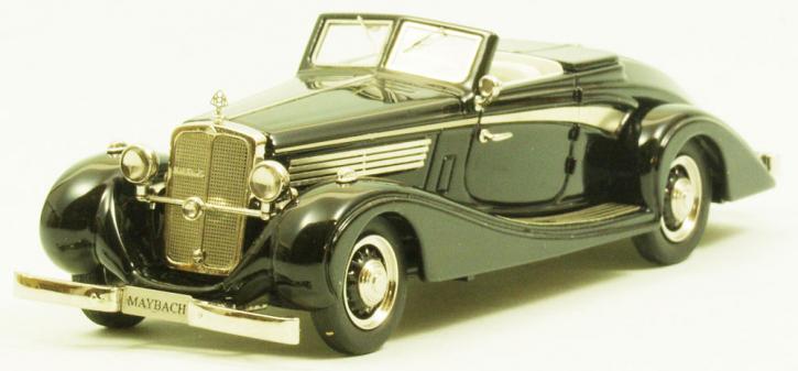 "Maybach SW38 Roadster ""Spohn"" (1937)  ""Salon de l´Automobile Paris 1937"""