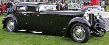 "1932 Daimler Double Six 40/50 Sport Saloon ""Martin Walter"" Pebble Beach Best of Show 1999 (available 2018/2019)"