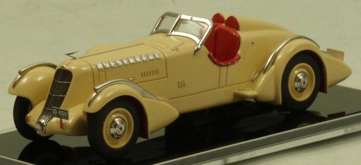 1935 Duesenberg SJ Mormon Meteor Speedster, gagnant Pebble Beach Concours de Elegance 2007