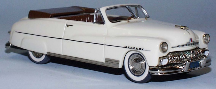 Ford Mercury Convertible 1950