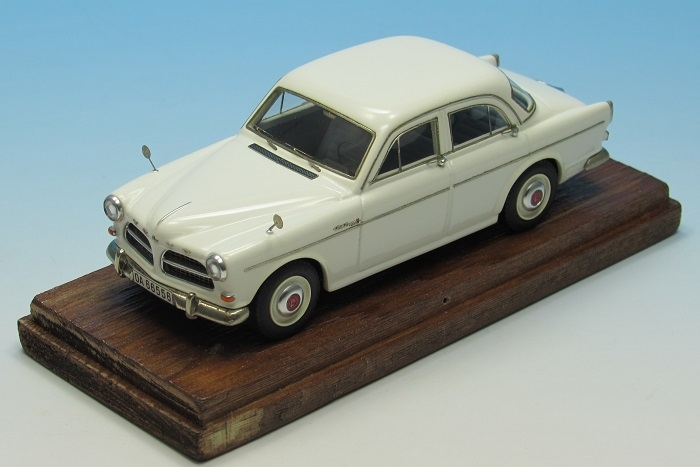 "Volvo 122 ""Amazon"" 4-türig 1962"