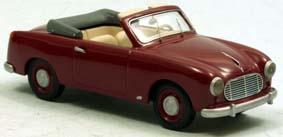 """NSU-Fiat  Neckar """"Wendler"""" convertible 1954"""