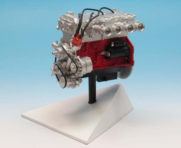 Opel  Engine (400)  scale 1/8  (1971)