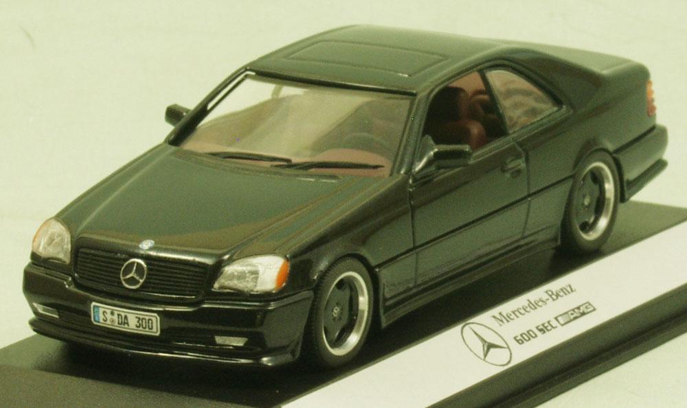 Mercedes benz 600 sec c140 amg coupe jm259 1 for Mercedes benz 600 amg