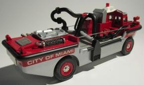 "1984 Amphibious Fire Apparatus, ""Miami""  Florida"