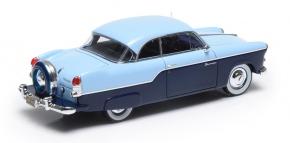 1955 Willys Aero Bermuda 2 door hard top  With spare wheel